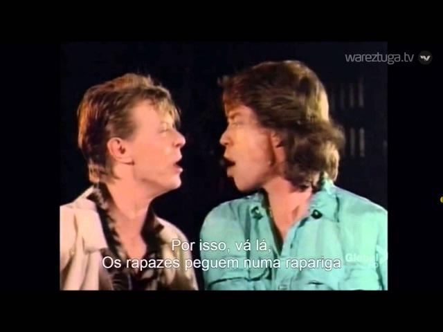 Mick Jagger & David Bowie - Dancing In The Streets (отрывок из «Гриффинов»)