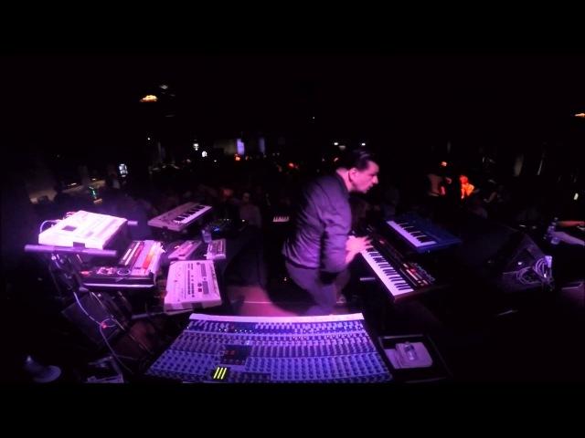 Arnaud Rebotini 1314 Live at Le sucre Lyon July 10h 2015