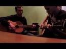 Виртуозная игра на гитаре (из рекламы рошен)