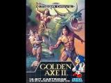 Golden Axe 2 (Rus Sega Genesis) прохождение HD-50fps