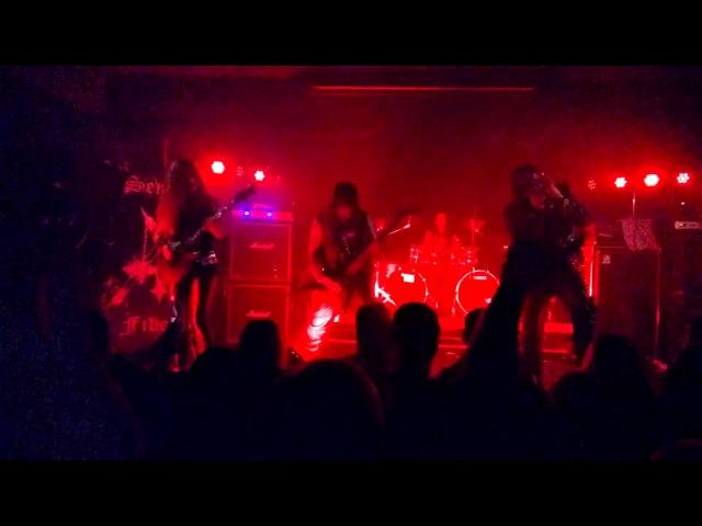 Nargaroth Der Leiermann Sinister Howling IV 20 09 2014 Speyer
