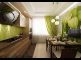 Интерьер кухни – интересные варианты дизайна (