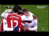Арсенал - Куинз Парк Рейнджерс 2:1 Обзор матча . .Arsenal 2 - 1 QPR [Premier League] Highlights 26/12/14 [HD]