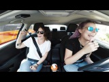 This is What It's Like To Ride in a Car with Kristen Stewart