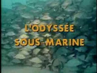Подводная одиссея команды Кусто (заставка)