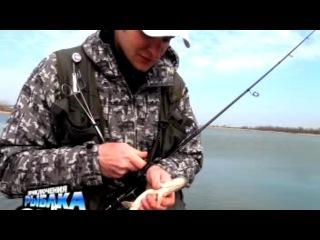 Рыбалка на щуку в Барабоях, Силикон - CrazyFish