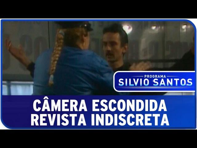 Câmera Escondida: Revista Indiscreta