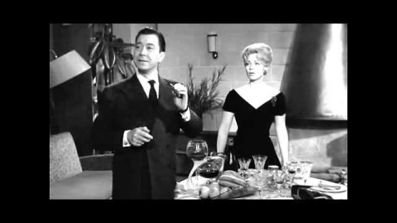 Француженка и любовь 1960 год