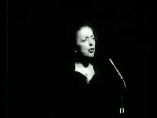 Эдит Пиаф La Foule 1963 Edith Piaf