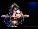 Zoe Jakes Fusion Belly Dance performed at The Massive Spectacular 2013