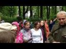 Прогулка в Летний сад с детьми и родителями