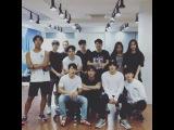 "Super Junior , Haru Oneday on Instagram: ""D&E 영동대로 출동!!!!!! 거의 콘서트 !!!!!!! 신곡으로만 &#5145"