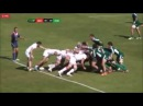Best of the dominant Georgian scrum at the World Rugby U20 Trophy