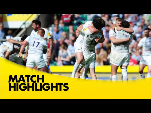 Bath v Saracens - Aviva Premiership Final 2015