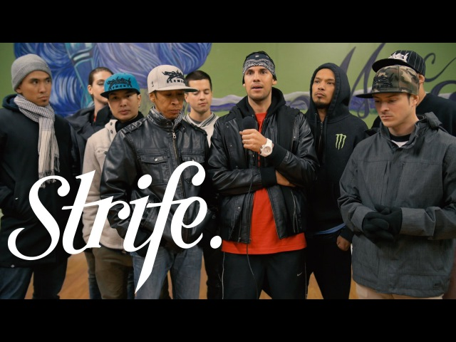 STEELO Style Elements Crew Interview @ King Of Hearts 7 | Strife