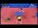 2004 Olympics (ms-sf) RYU Seung Min - WALDNER Jan Ove [Full Match|Short Form]