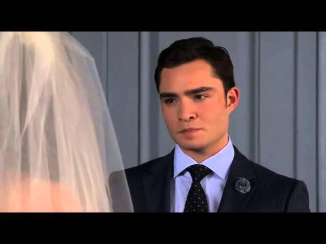 Блер говорит Чаку что всегда любила его и с каждым днем любит ёще больше Сплетница