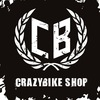 CRAZYBIKE SHOP • BMX • MTB • SCOOTER