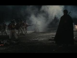 Неудачный ночной штурм французского форта британской пехотой (Приключения королевского стрелка Шарпа. Меч Шарпа)