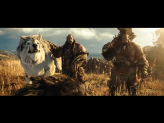 WARCRAFT Official Movie Trailer HD (2016) трейлер варкрафта на Русском языке