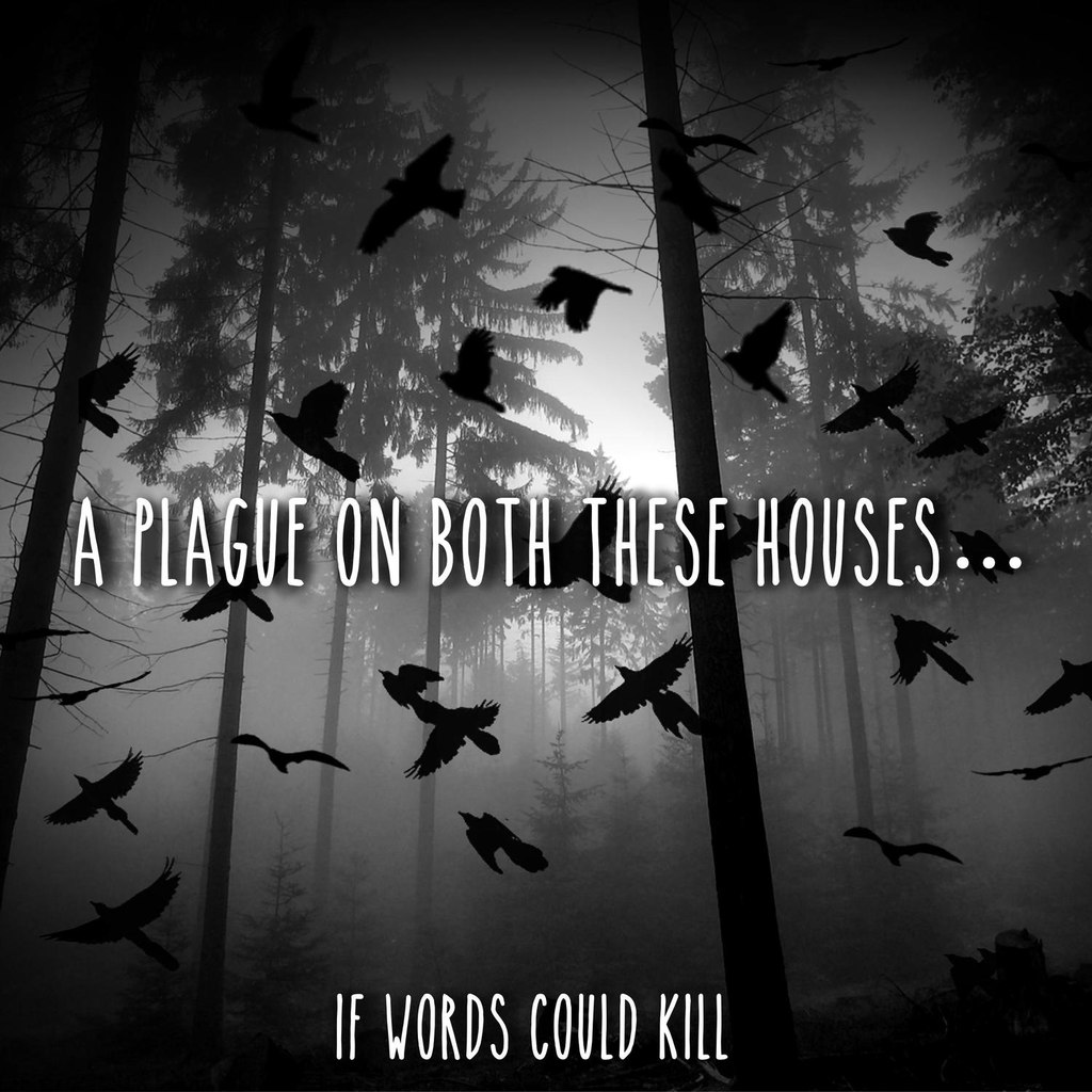If Words Could Kill - A Plague On Both These Houses [single] (2015)