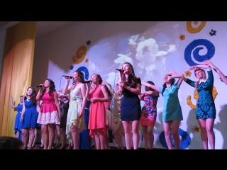 Фінальна пісня - випускний 9-х класів, 2015