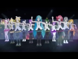 [AFB] Anime Favorite Dance - Only We can Do this Miku Hatsune Vocaloids