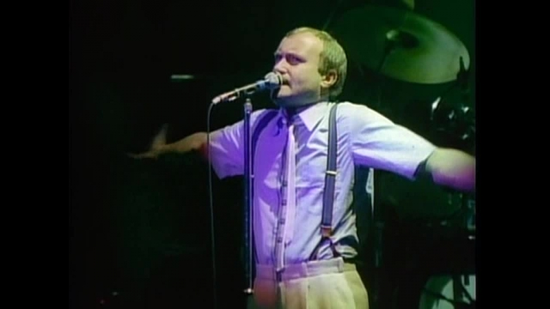Genesis - '' Home By The Sea -Second Home By The Sea '' (1983).