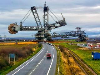 Самые большие машины в мире! Топ 8 самых больших!!