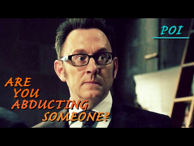 Person of Interest || Are you abducting someone?