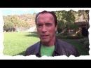 Arnold Schwarzenegger sends a message to the Ukrainian people