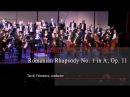 George Enescu: Romanian Rhapsody No. 1, Op. 11 - Taichi Fukumura, Boston Civic Symphony