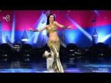 Samira Demir Oryantal Dans Gösterisi - Yetenek Sizsiniz Türkiye 4 Ocak 2015