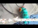 Зомби-зайка из FIMO
