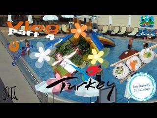 狐 VLOG Antalya part 4. Botanic Exclusive Resort Lara 5 * Жалобы на Tez tour 狐