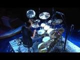 Gavin Harrison - The Chicken (drum solo) (Live on Letterman 08-23-2011) HD 1080p