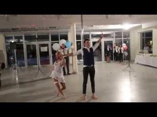 Wedding Pole First Dance - Pierwszy taniec - Izzi & Matt Wedding