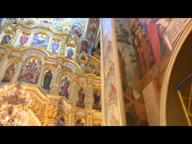 Семь чудес Украины Киево-Печерская лавра