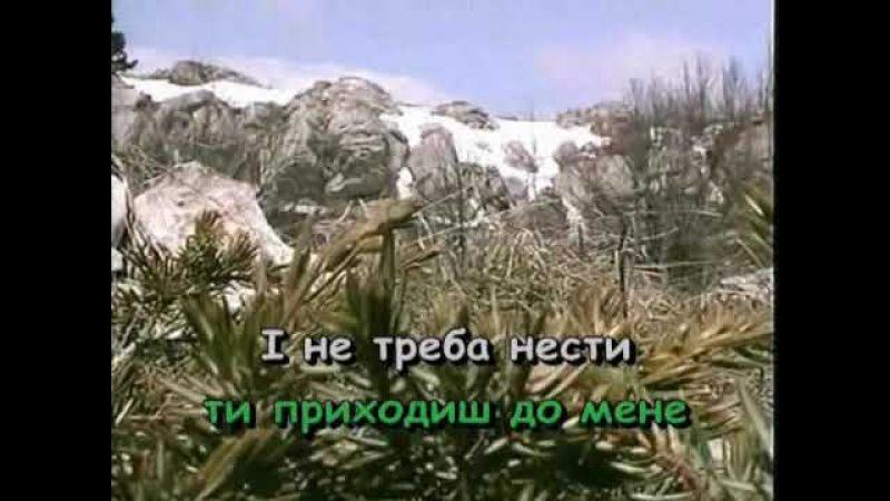 КАРАОКЕ Червона рута