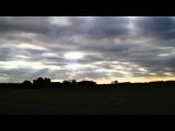 Странный звук и вспышки в небе. Германия. 11 марта 2012