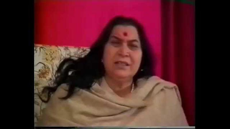 Муладхара и левая сторона 1985 - Лекция Шри Матаджи
