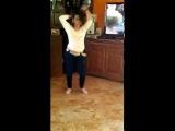 Эффектный танец цыганочки