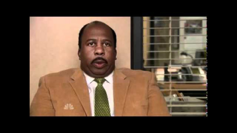 The office stanley singing closing time