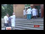 Постраждалих під час вибуху на нафтобазі доправляють в лікарні Василькова та Києва