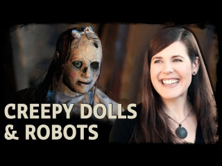 Creepy Dolls and Japanese Robots! Explore the Uncanny Valley with Scare U