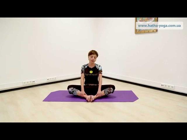 Йога для позвоночника. Упражнения для тазобедренных суставов [Yogalife]
