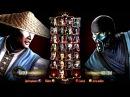 Mortal Kombat 9 All Fatalities / Finishing Moves