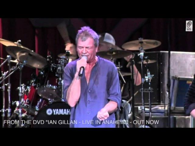 Ian Gillan Bluesy Blue Sea HD (Live In Anaheim DVD)
