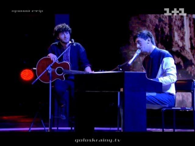 Отар з Мікаелем заспівали дуетом грузинську пісню