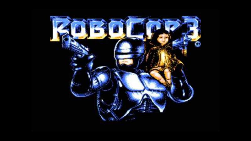 NES Title Screen Music - RoboCop 3